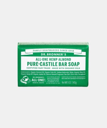 DrBronner Organic Soap