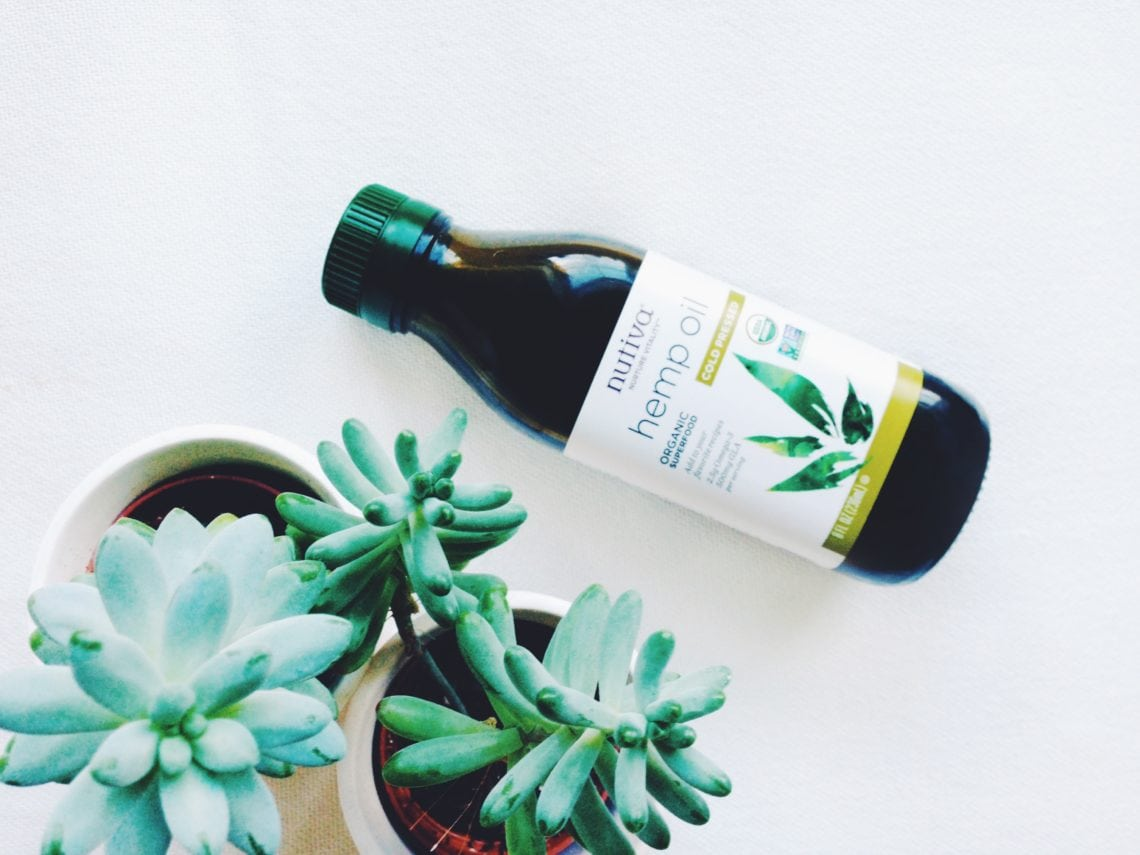 nutiva hemp seed oil